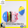2015 hot new product cheap plastic spinning top toy with light music