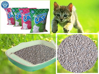 Pet products cat litter with strong condensation