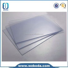 a4 pvc plastic binding sheet for cover ----HOT SALE