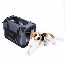 large dog carriers transport boxes for dogs folding fabric dog crate