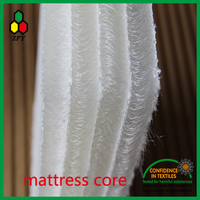 2cm 3d mattress filling material for sandwich mesh fabric