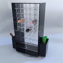 Wholesales China Ladies Makeup Kits Plastic Organizer Make Up Case, Acrylic Make Up Brush Storage