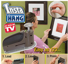 2015 Hot Selling Useful Insta Hang Picture Wall Hook Drywall fasteners Hangers as seen on TV