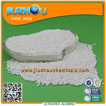 Activated Alumina for air seperation