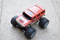 Los niños 1/24 hummer coche 4wd 2.4g rtr rc camiones jeep