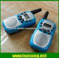 los radios comunicadores con fuerte señal a larga distancia Uso sin licencia