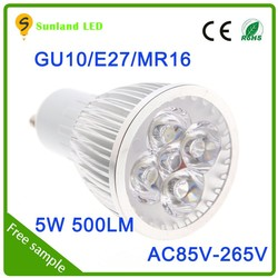 China factory high quality lighting led,led spot light,led light with best price