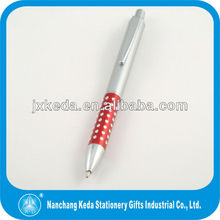 Colorful Fluent Writing Pen With Highlight For Advertising