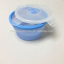 Disney Approved Factory 100% Food Grade Silicone Fruit Bowl