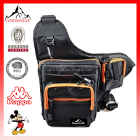 High Quality Polyester Fuctional Fishing Tackle Backpack