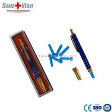 2014 Top sale Reusable Diabetes medical device of Lance pen