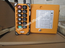 supplier F23-A++ radio remote control for hoist Industrial Wireless telecrane Remote Control manufacturer China supplier