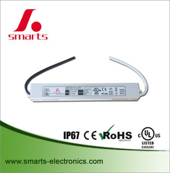 CE/UL/ROHS approved 12v 40w constant voltage slim LED power supply