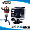 Christmas Best Gifts Waterproof SJ8000 Bike Helmet Camera Mount