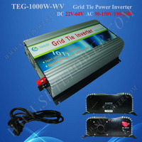 Fast delivery 1000w ce rohs solar panel charge pv dc to ac inverter price