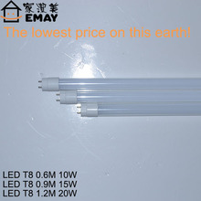 Good quality new products 2011 new led t8 tube