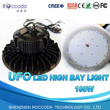 Industrial lighting 150W 200W Reflector Cover High Bay Led UFO High Bay