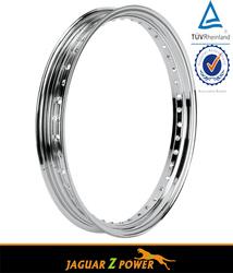 19*2.15 Steel 36 holes or 40 holes Wheel Motorcycle Chrome Rim