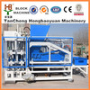 Good investment for QTJ4-18 Auto block construction machine/plan house concrete blocks making machine,paving blocks for road