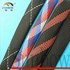High Temperature Resistant Abrasive Resistant Black Expandable Braided Nylon Sleeve