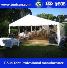 5 00 Person Tent Type and polyester wiht pvc coating Fabric new design tent