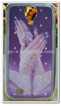 FOR SAMSUNG GALAXY S3 JEWELED RHINESTONE CELL PHONE CASES