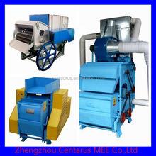 Kaliteli pamuk çırçır makinesi/pamuk temizleme makinesi düşük fiyat ile