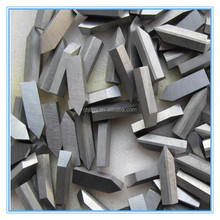 Coal & Oil Well Usage Long Life Cemented Carbide Tips
