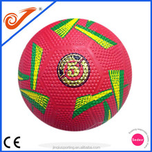 Size 5 Top grade stand rubber football