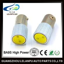 BA9S High Power 12V Bulb Car Interior Led Light Tail Light Lamp Car Directional Led