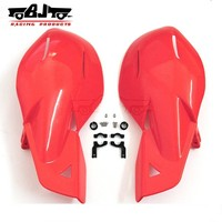 HG-002 Red 22MM Handguards Motorcycle Accessories For Dirt KTM MX ATV