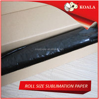 sublimation transfer paper for inkjet printer 100g 3.2m *100m China factory supplier