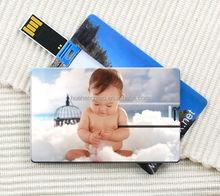 cartoon 4gb 2gb 1gb round card usb flash drives 8gb, business card usb memory stick 16gb, card type mini usb pendrives 32gb 64gb