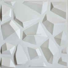 prefab homes decorating ideas 3D Wall Panel And 3D Wall Covering For Eco Friendly Wall Decoration