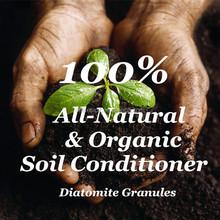 DElite 100% Green Biological Celatom Celite Diatomaceous Earth For Soil Retain Moisture