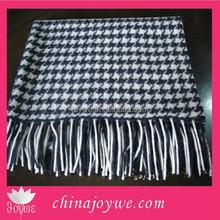 Factory supply 100% Pure Wool Blanket, Fashion Swallow Gird Pattern Wool Rugs