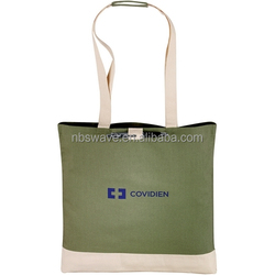 Classic Cotton 6 oz. Convention Tote bag 21035,quilted tote bags wholesale