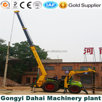 hot sale drilling rigs auger