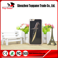 Weapon shape for iPhone 5 bulk phone cases