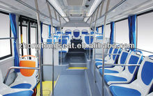 lightest bus seats with alumium leg and armrest