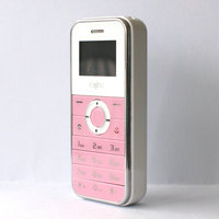 """0.95"""" inch screen smallest cell phone in the world single sim km119"""