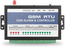 CWT5013 GSM RTU Remote Controller with voltage level inputs ( 5-30V) and LED indicator