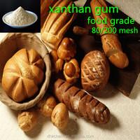 xanthan gum food grade bread Stabilizer emulsifier additives