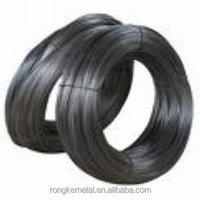 14 gauge black annealed wire