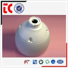 High quality White painted monitor cover for security equipment use / Aluminum die cast OEM in China