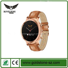 2015 oem wholesale newest unqiue professionally-manufactured smart watch with odm available