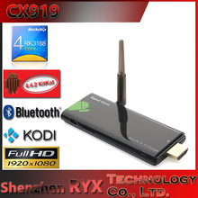 Android 4.4.2 Rockchip RK3188 Quad core android Mini PC tv dongle CX919