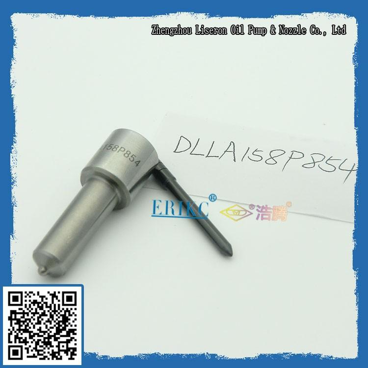 Boquilla de inyección de combustible DLLA 158P854 y DLLA158 p854, 0934001096 boquilla de aceite para 4HK1 5.2L