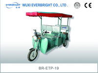 2014 New large carrying capacity electric tricycle for adults