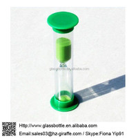 chinese wholesaler 3 minutes Sand Hourglass Timer Sand Clock Timer